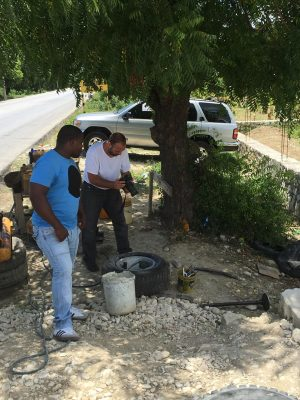 Haiti Gas Merchanant Pic